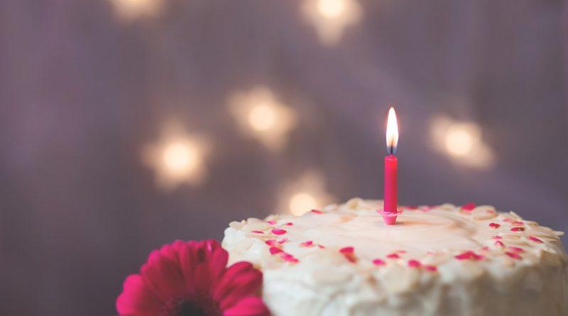 Bon anniversaire ! 1 an déjà...